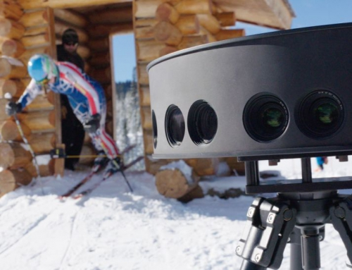 Virtual Reality and the PyeongChang 2018 Winter Olympics