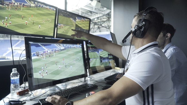 VAR: The technology that is kicking off at this year's FIFA World Cup